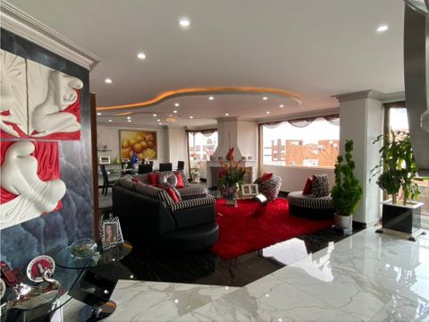 venta penthouse duplex santa barbara central