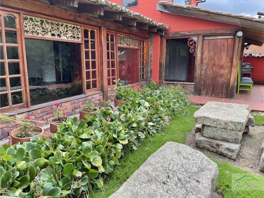 oportunidad arriendo casa independiente chia amplio jardin