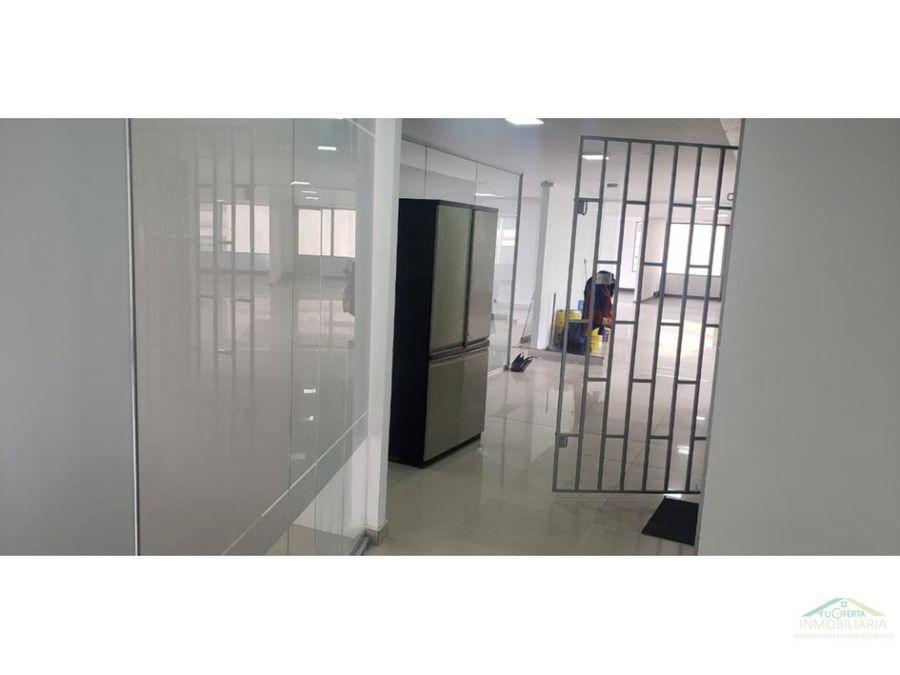 oficina edificio saraga venta y renta