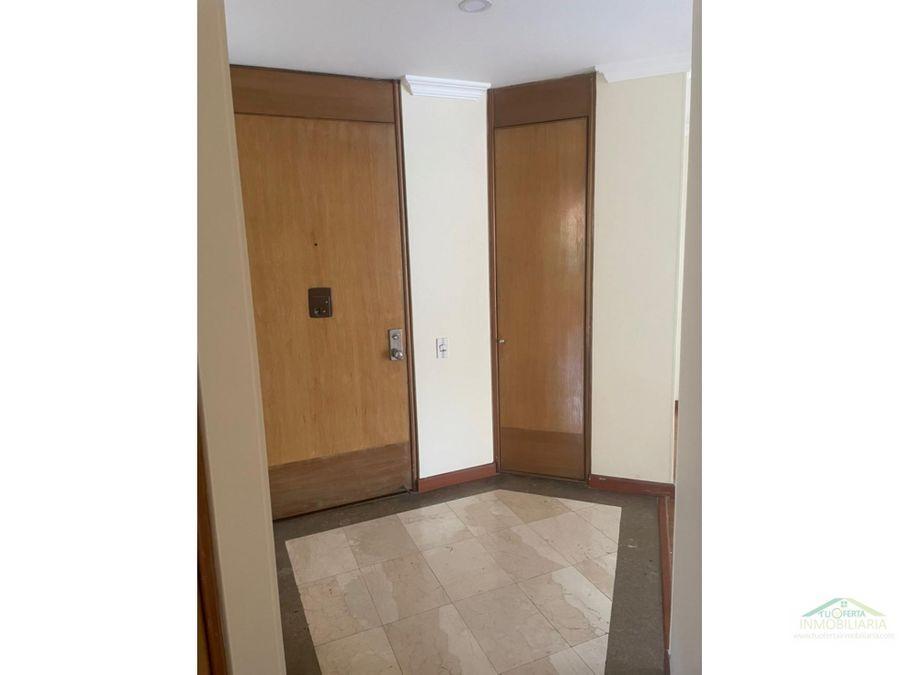 vendo apto chapinero 93 m2 piso 4 exterior
