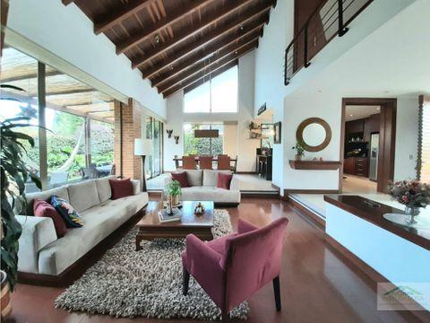 venta casa chia cajica 290 mts 1050 millones