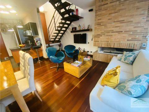 ct bellisimo apartamento duplex como nuevo en chico navarra