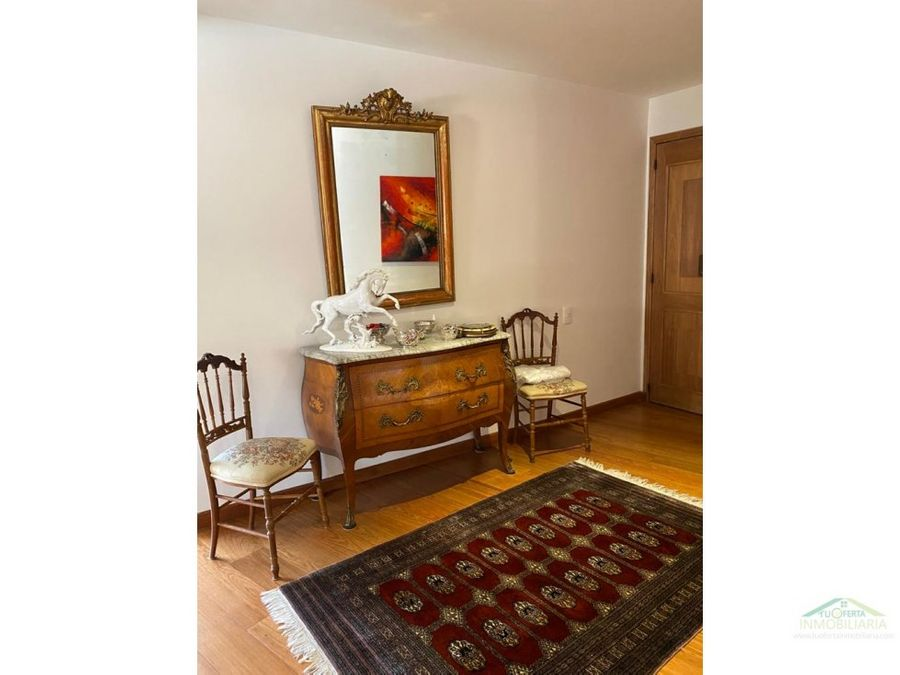 vendo apto 131 m2 rosales piso 5 exterior buen precio