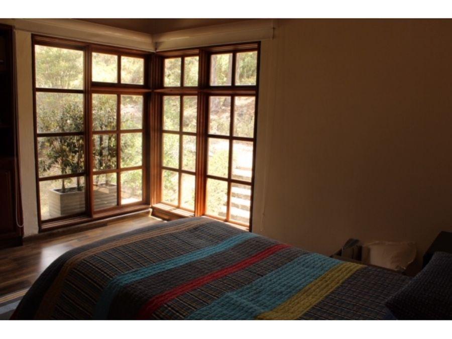 se arrienda linda casa en las montanas