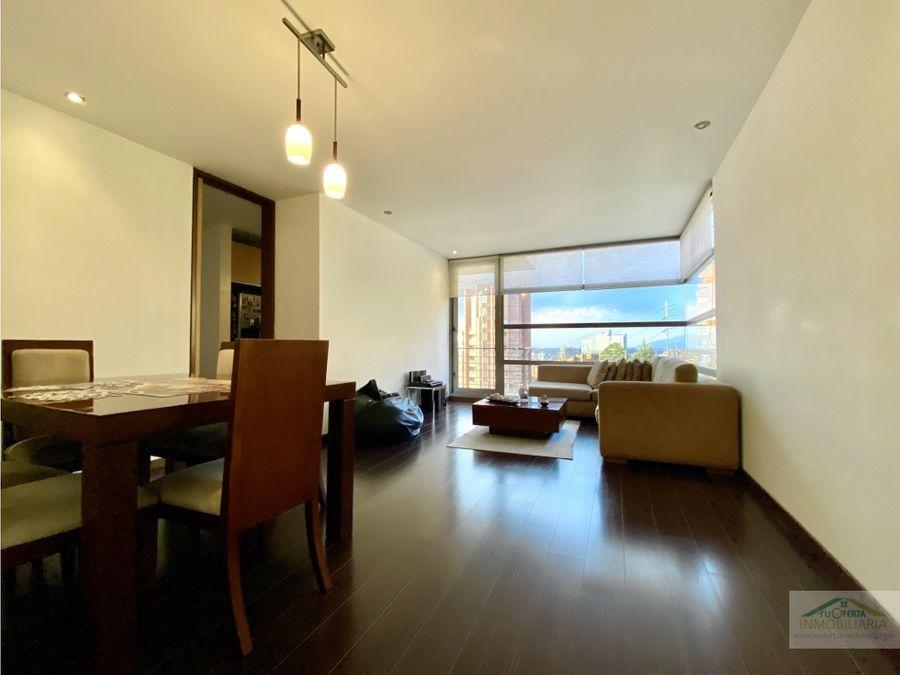 refugio apartamento con super vista desde el piso 7