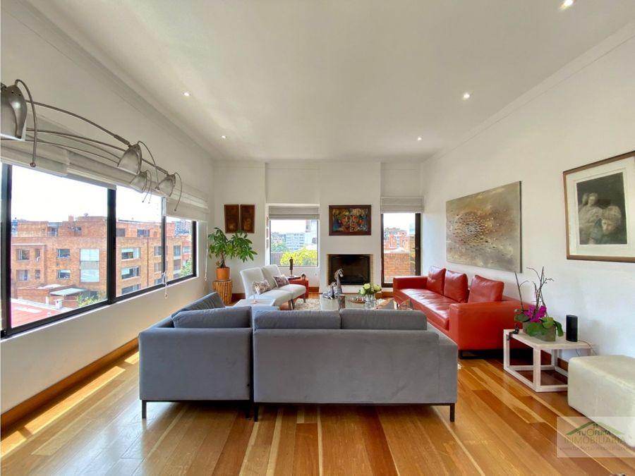 am nogal penthouse con terraza 4h