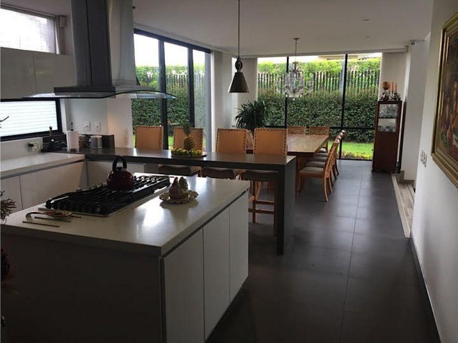 venta casa vila stylhouses cota 310 m2