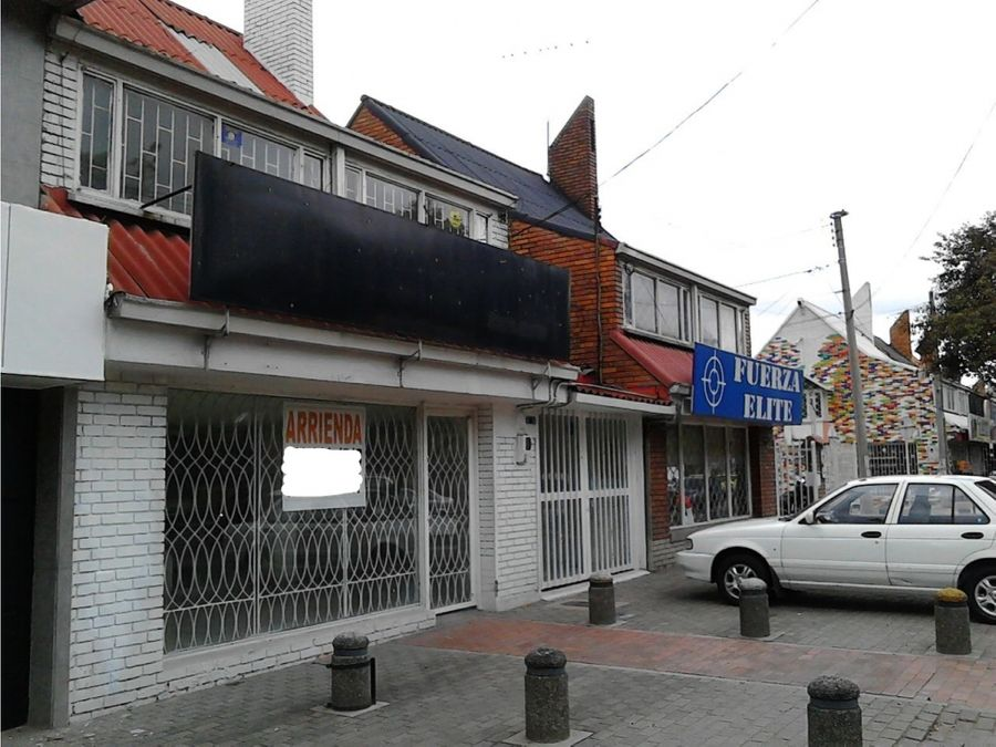 arriendo casa uso comercial cra 30 calle 87 remodelada