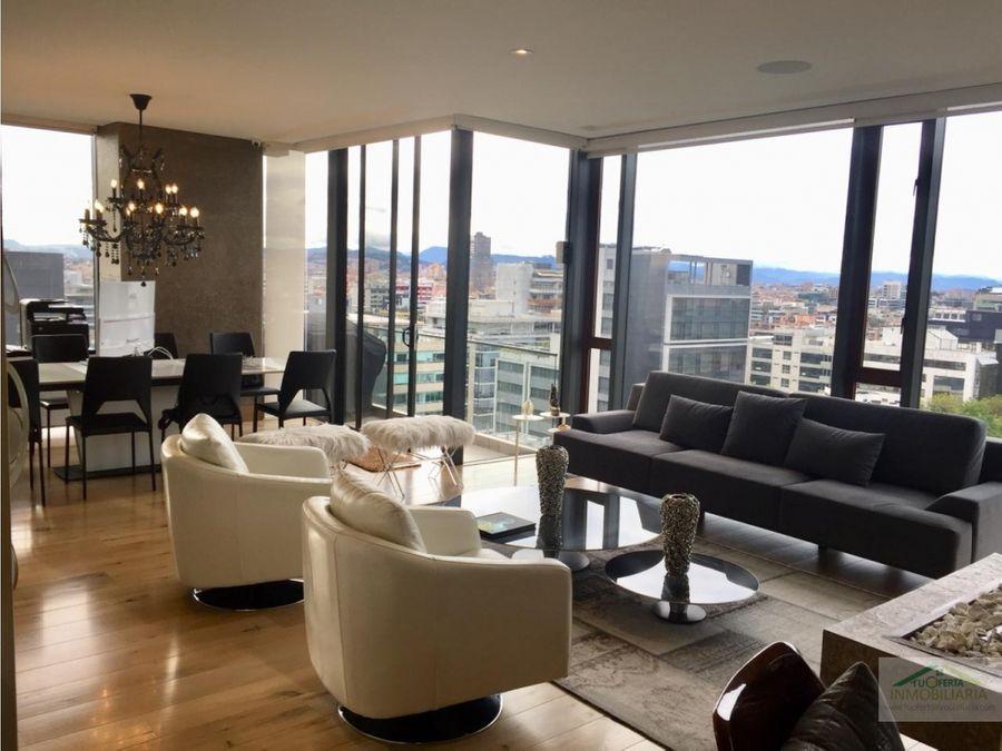 vendo penthouse chico calle 92 230 m2