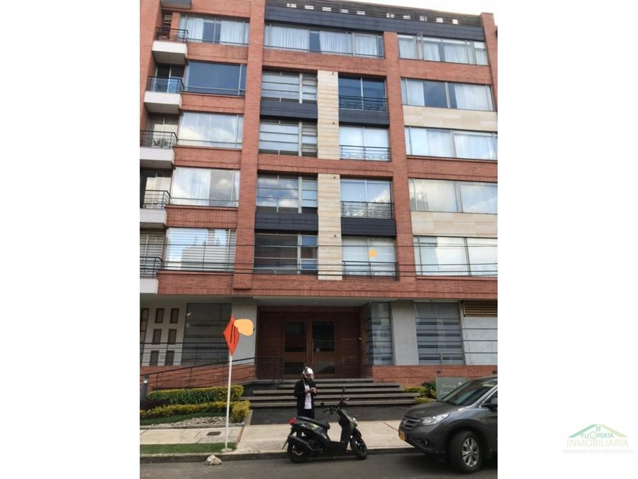 venta apto sta barbara 93 m2 piso 3 exterior balcon estrato 5