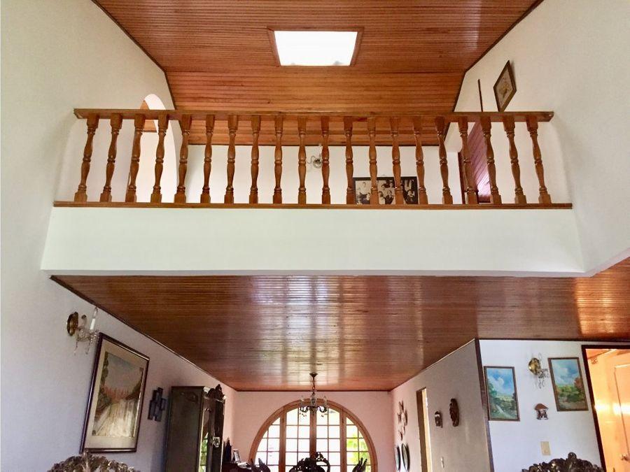 colina campestre 243m2 casa en venta