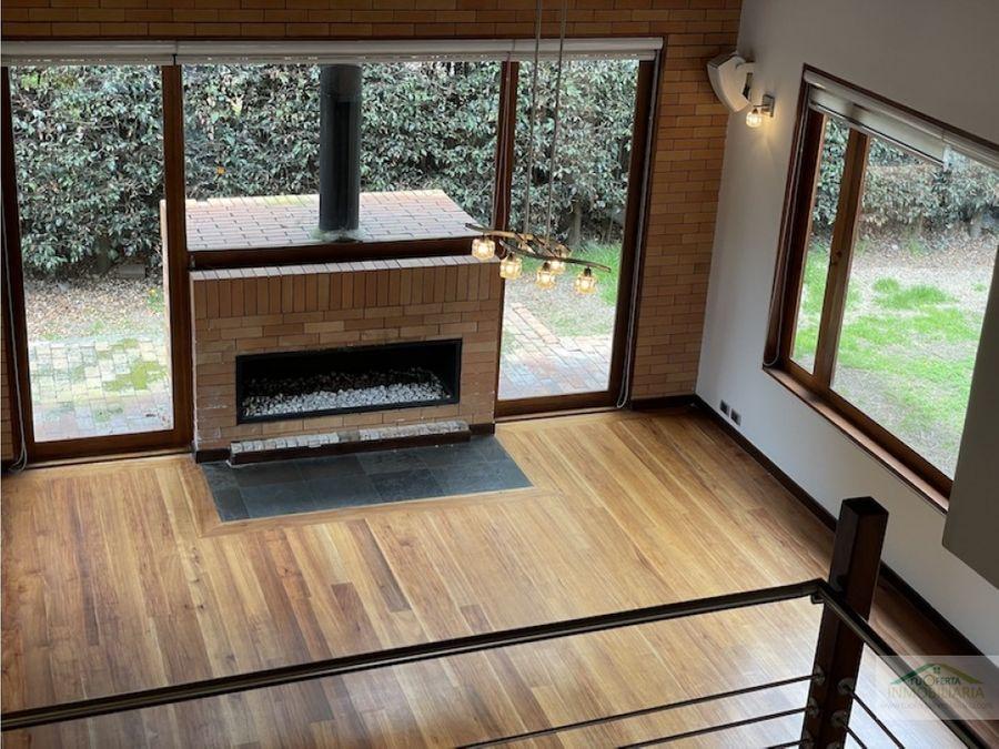 venta casa en conjunto con piscina cajica