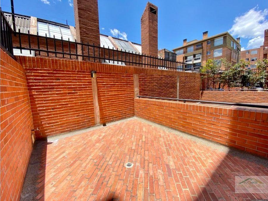 santa barbara occ apto remodelado con terrazas 3h