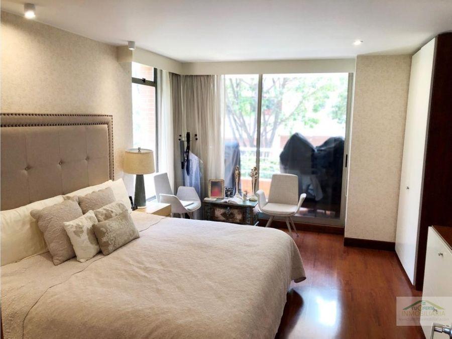 apartamento en el refugio 240 m2 mas terraza y 2 balcones