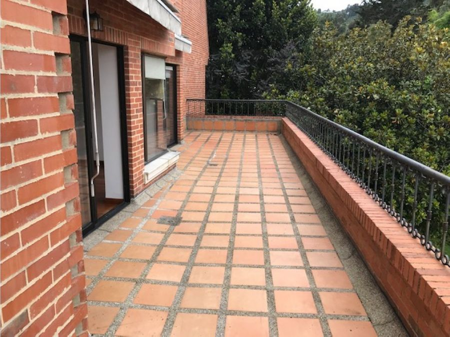 arriendo apto santa ana 187 m2 40 terraza
