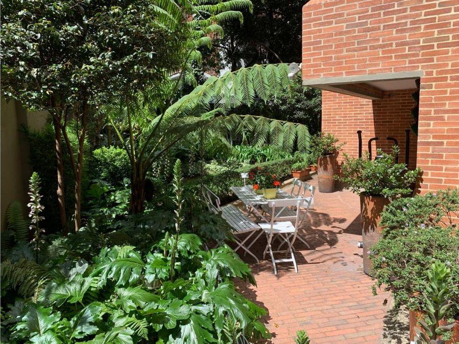 la carolina apto super especial con terraza jardin remodelado