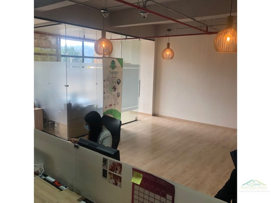 arriendo oficinas sn roque distrito local cajica