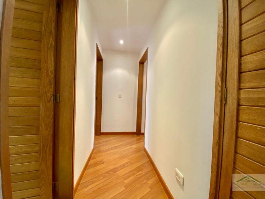 magnifico apartamento remodelado usaquen