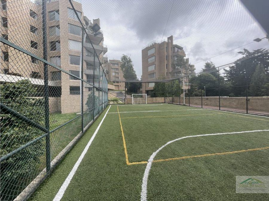 apartamento en colina de suba bosque verde con 2 balcones