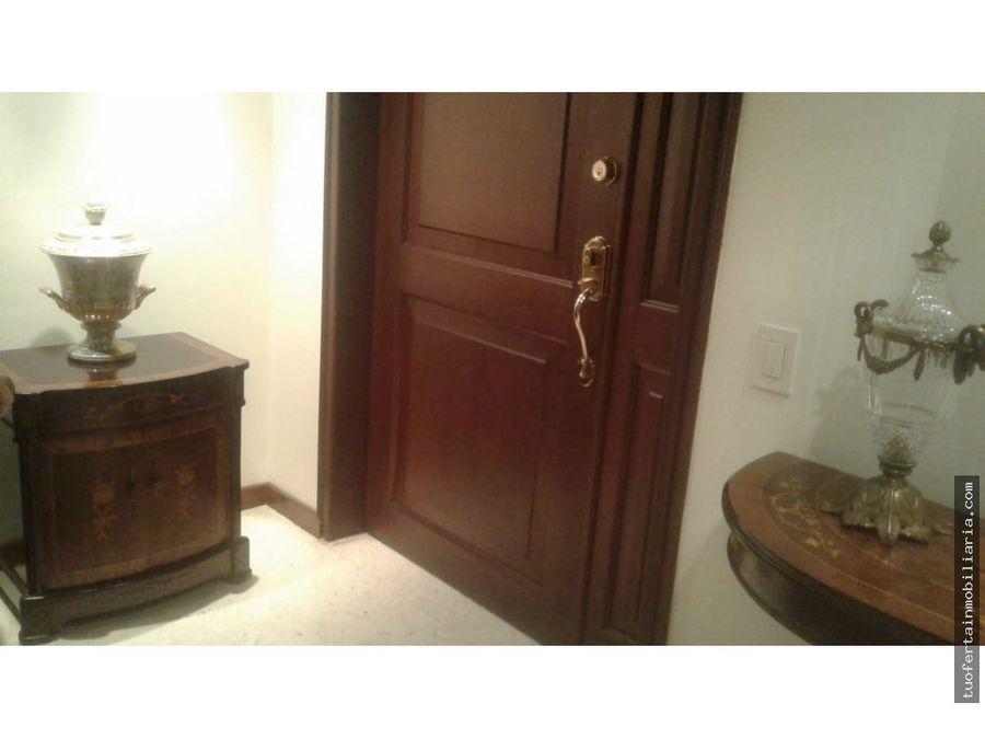 venta apartamento chico navarra 268 m2