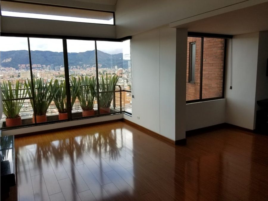 la floresta vendo penthouse 167 m2