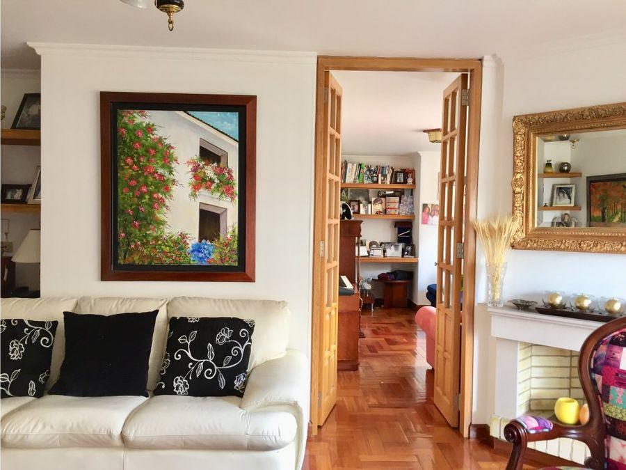 cedritos apto en venta 140m2 balcon