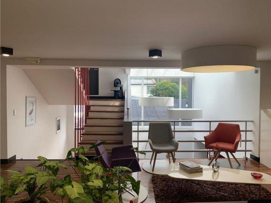 santa barbara espectacular casa para oficina 450m2