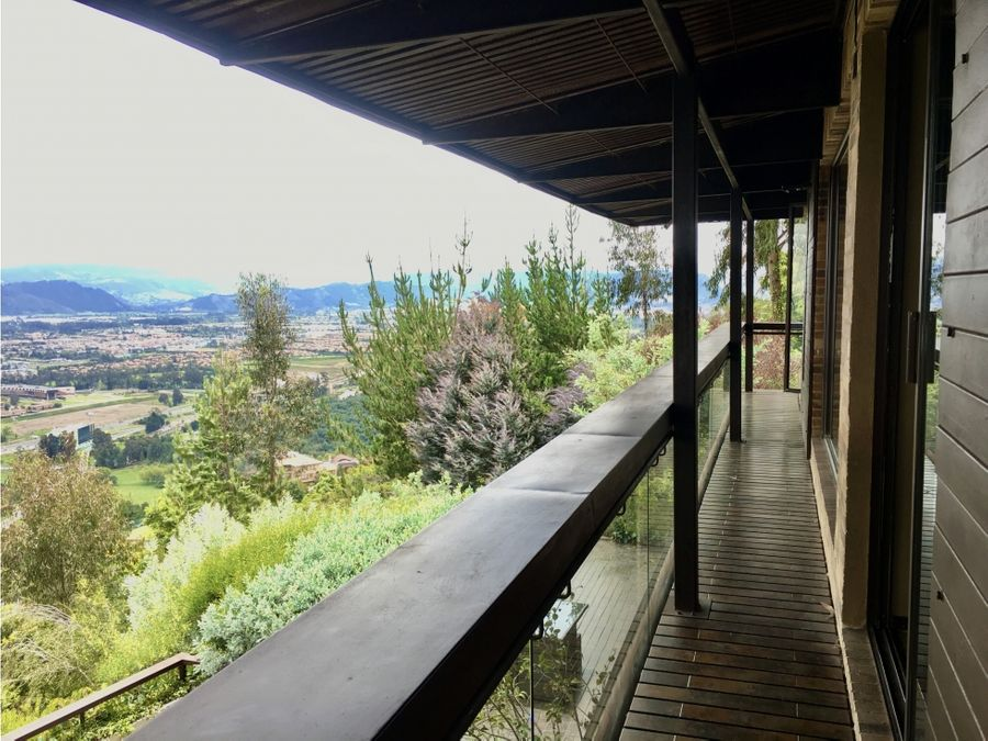 chia hycata inigualable casa en la montana unica