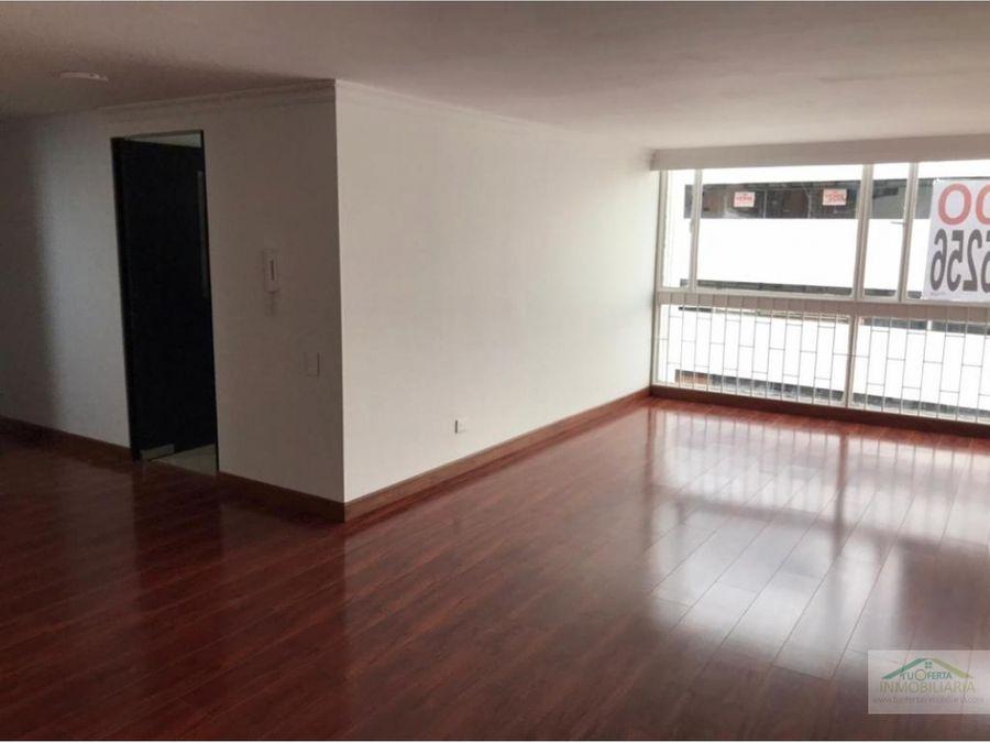 vendo apto chico reservado 121 m2 3 habitaciones piso 10 exterior