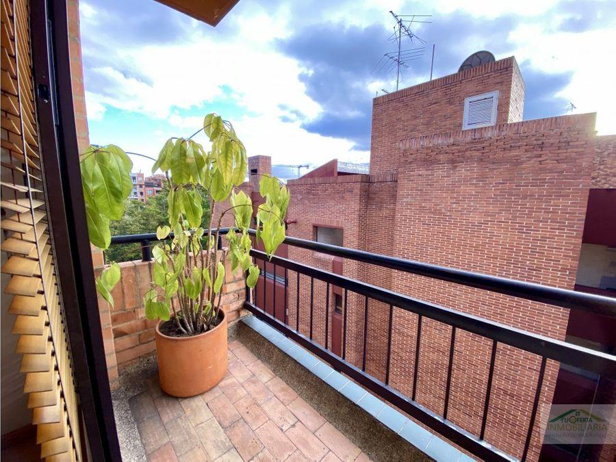 virrey ph remodelado con terraza renta