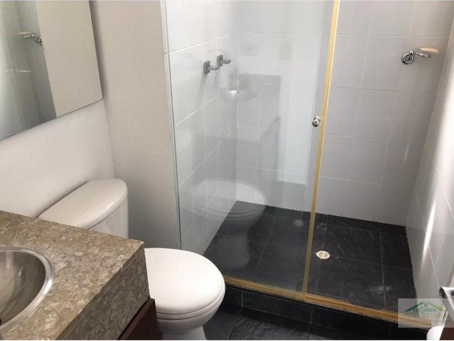 arriendo apto chapinero alto 84 m2 2 habitaciones 2 banos piso 12