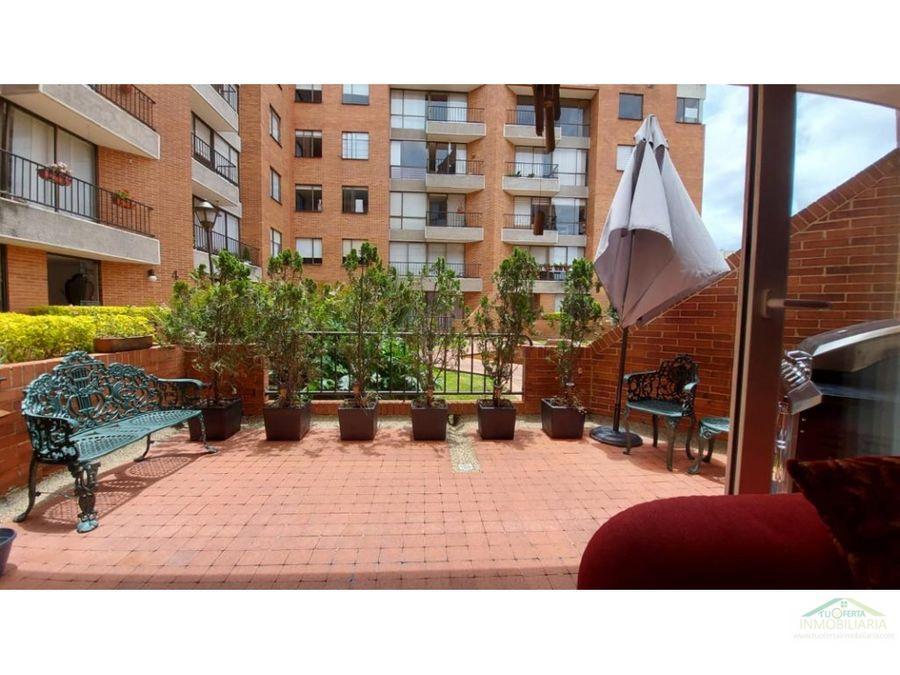 vendo apto alhambra 100 m2 con terraza de 19 m2 remodelado