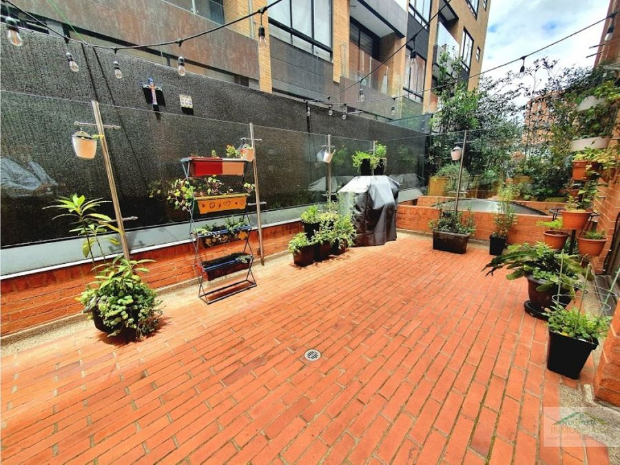 calleja apto con 2 terrazas