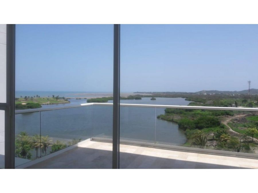 cartagena karibana penthouse 277 m2