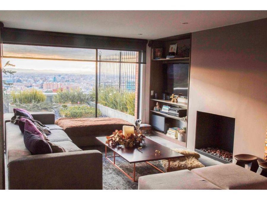 vendo apto santa ana 230 m2 terraza super vista