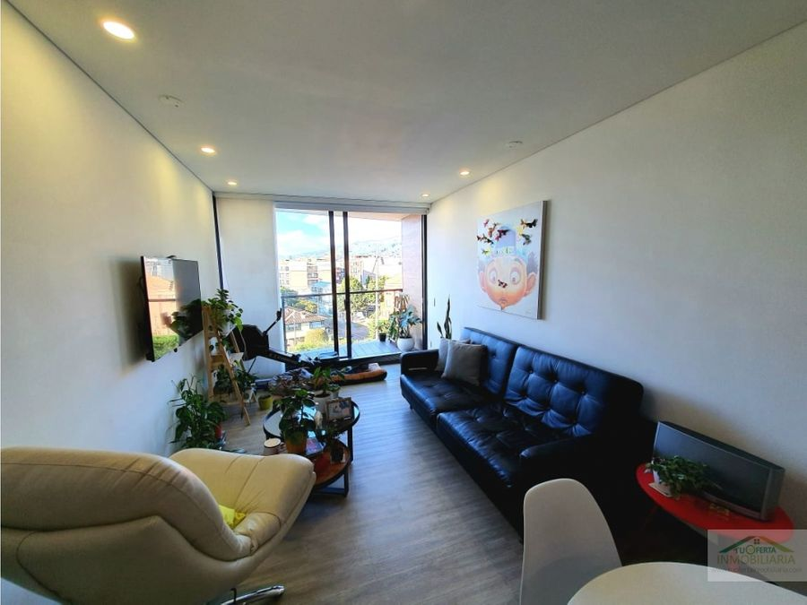 santa paula apartamento 1h2b balcon 66m2