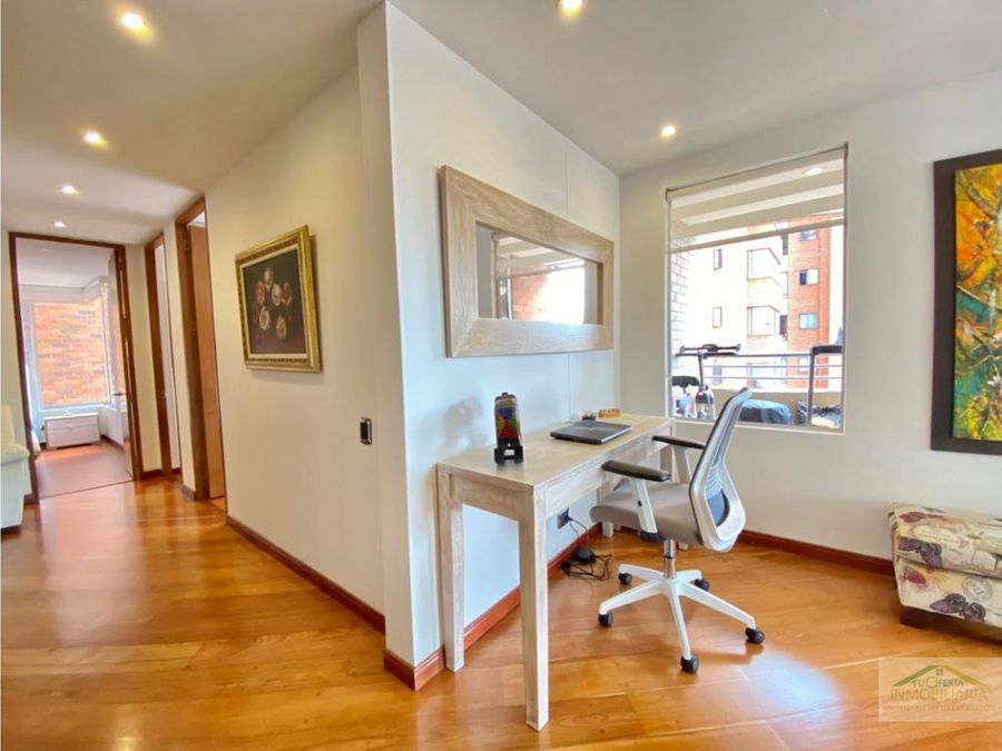 calleja alta country apto en venta remodelado con balcon