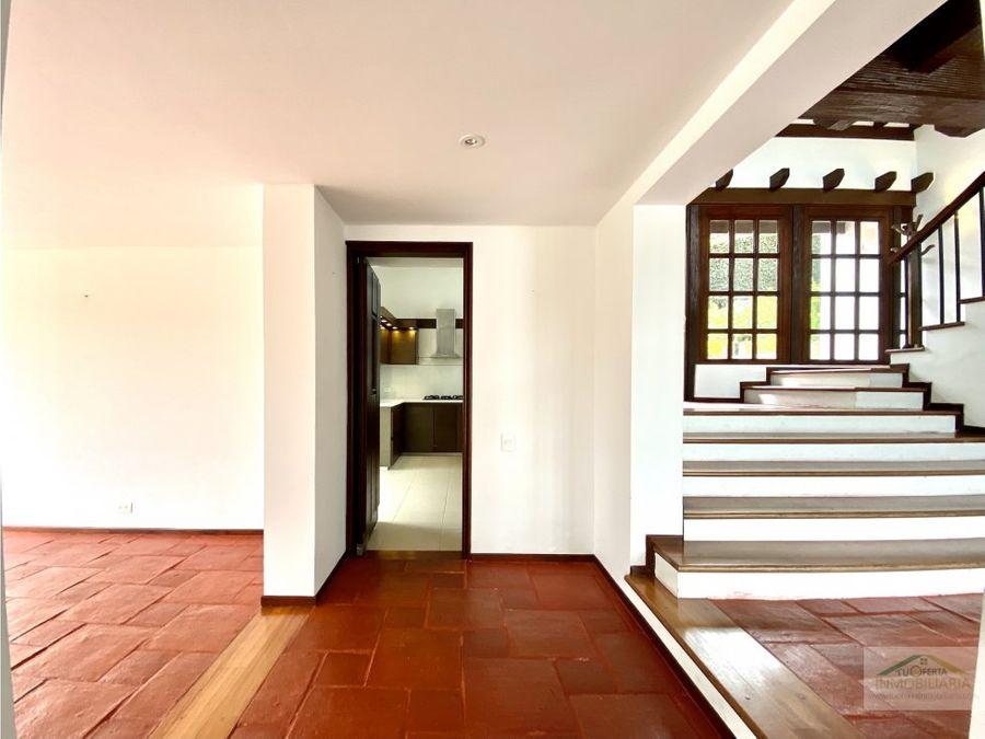 encenillos sindamanoy casa arquitectura espanola