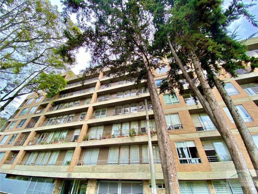bosque izquierdo apto 3h con vista y buen balcon