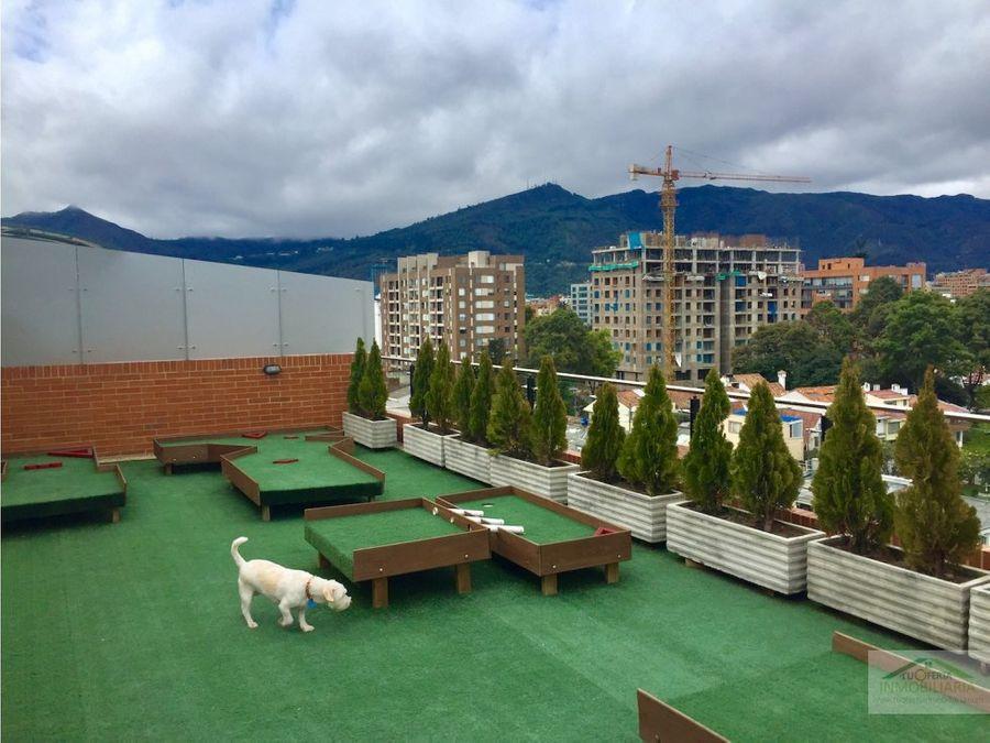 pasadena moderno ph con terraza 2h