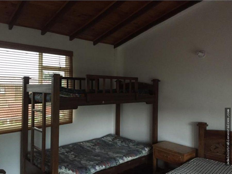 casa campestre condominio santagueda caldas