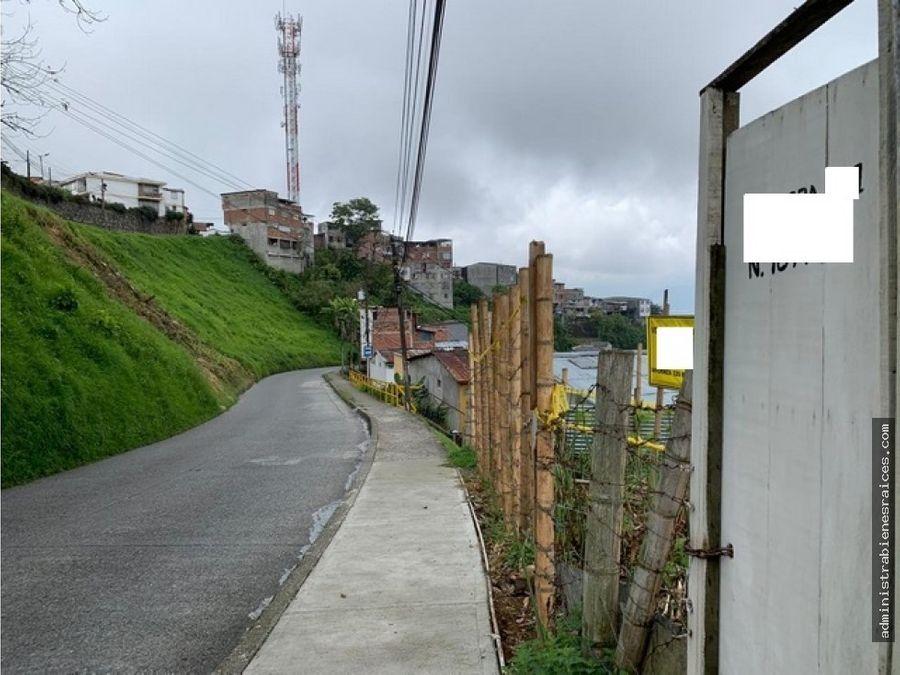 lote urbano centenario manizales