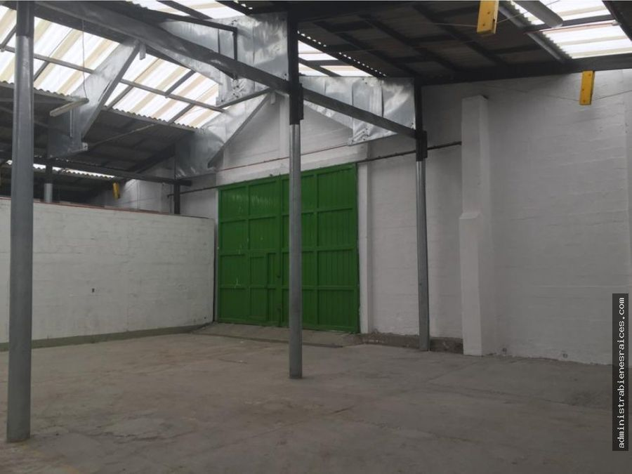 bodega zona industrial villamaria manizales