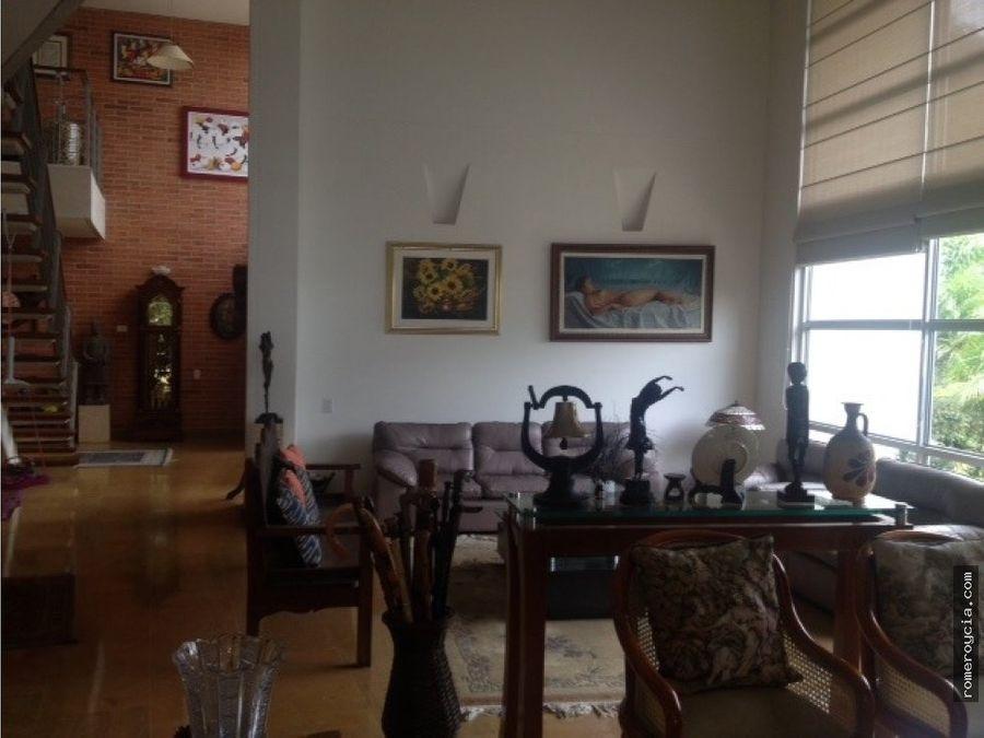 casa en venta en los balsos medellin