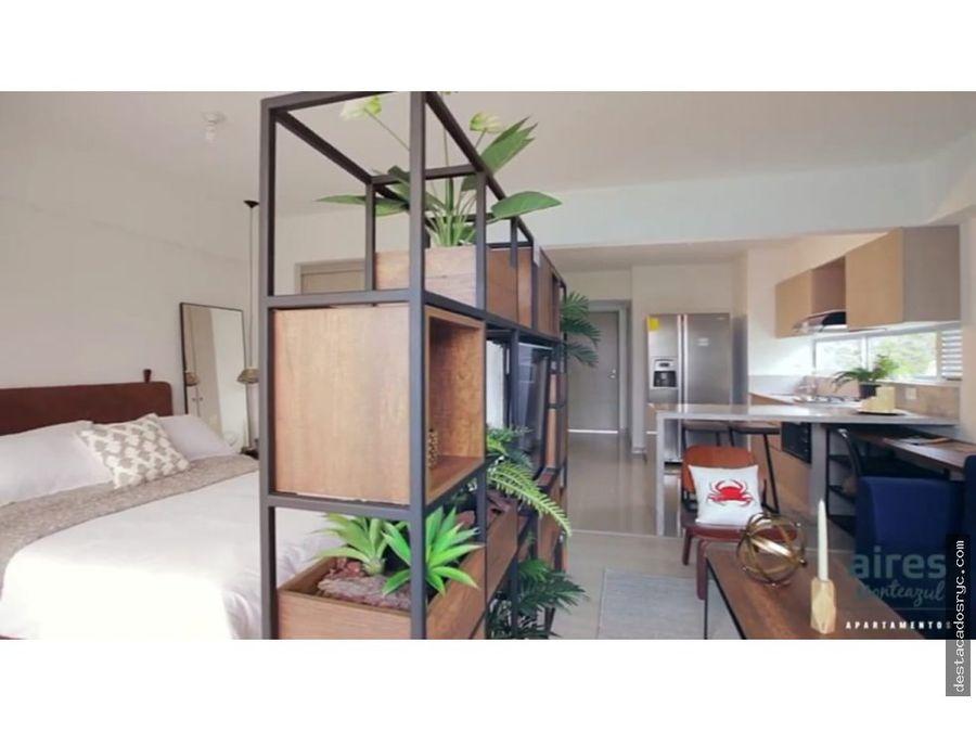 apartamento nuevo en venta en pan de azucar sab