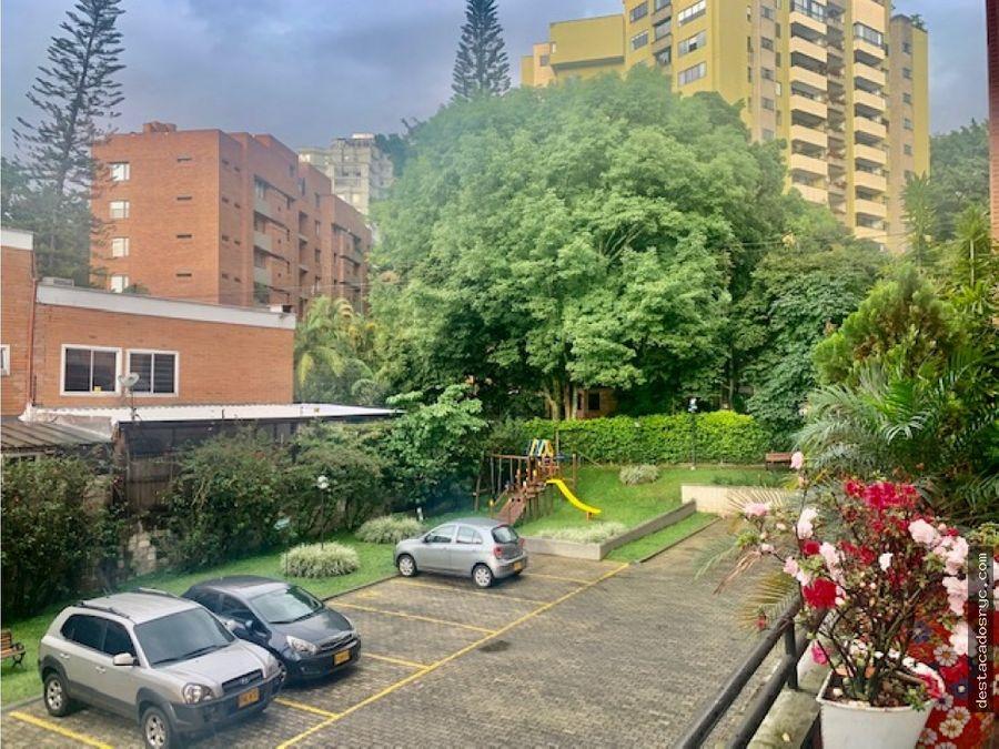 apartamento remodelado en venta sector el campestre
