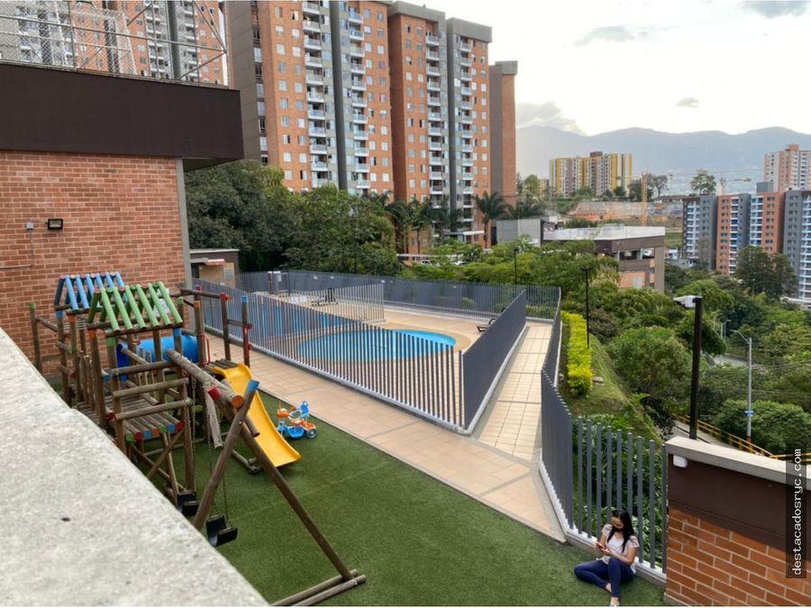 agradable apartamento en venta en envigado la cuenca