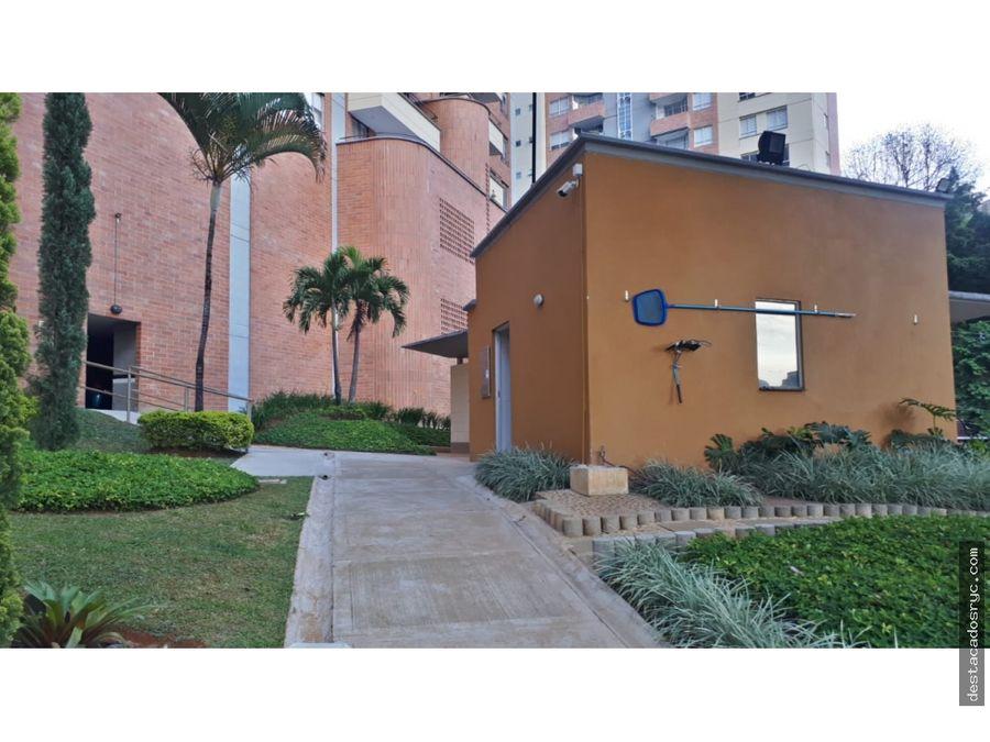 apartamento en venta en el poblado sector provenza