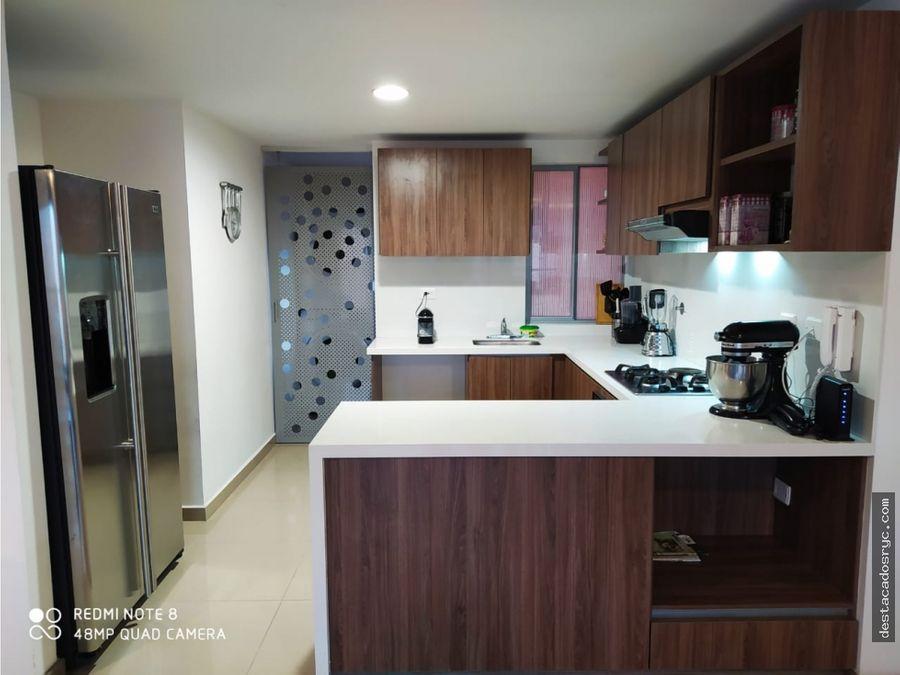 acogedor apartamento en venta en sabaneta loma san jose