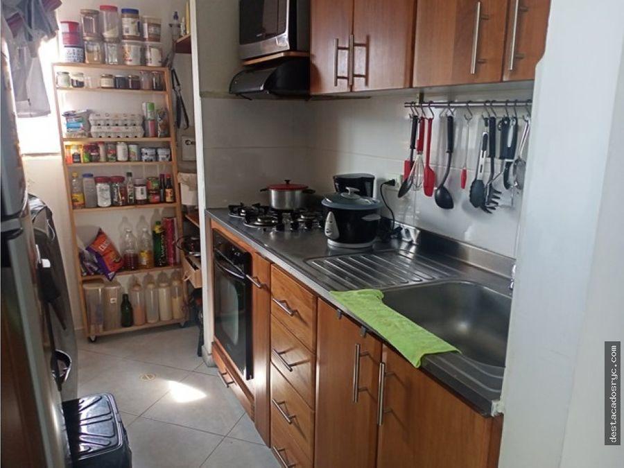 apartamento en venta en sabaneta sector virgen del carmen